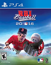 RBI Baseball 2016 - PlayStation 4