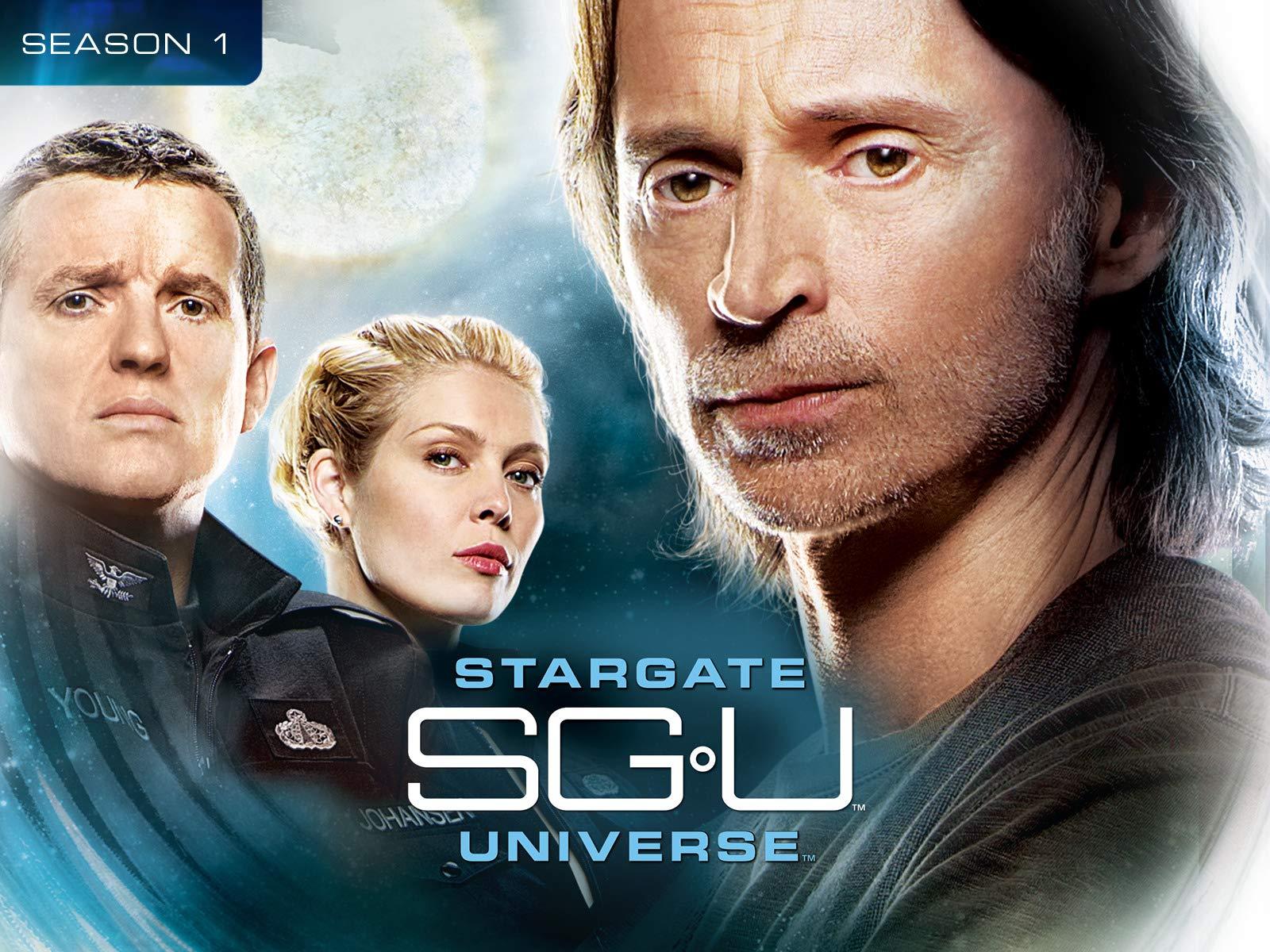 Watch Stargate Universe Prime Video