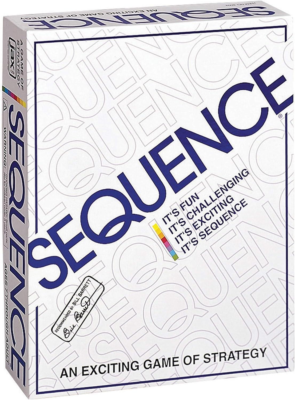 Secuencia: Un emocionante Juego de Estrategia: Amazon.es: Juguetes ...