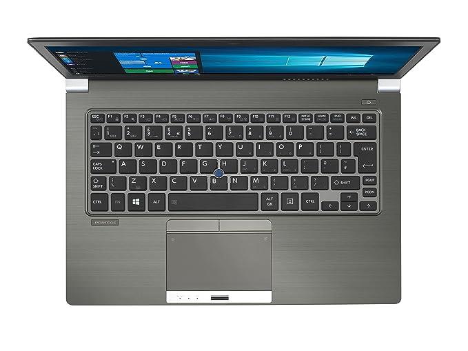 Toshiba Portege Z30-C Validity Fingerprint Drivers for Windows Mac