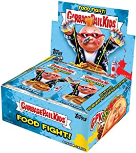 2021 Topps Garbage Pail Kids Food Fight Booster Box (24 Packs)