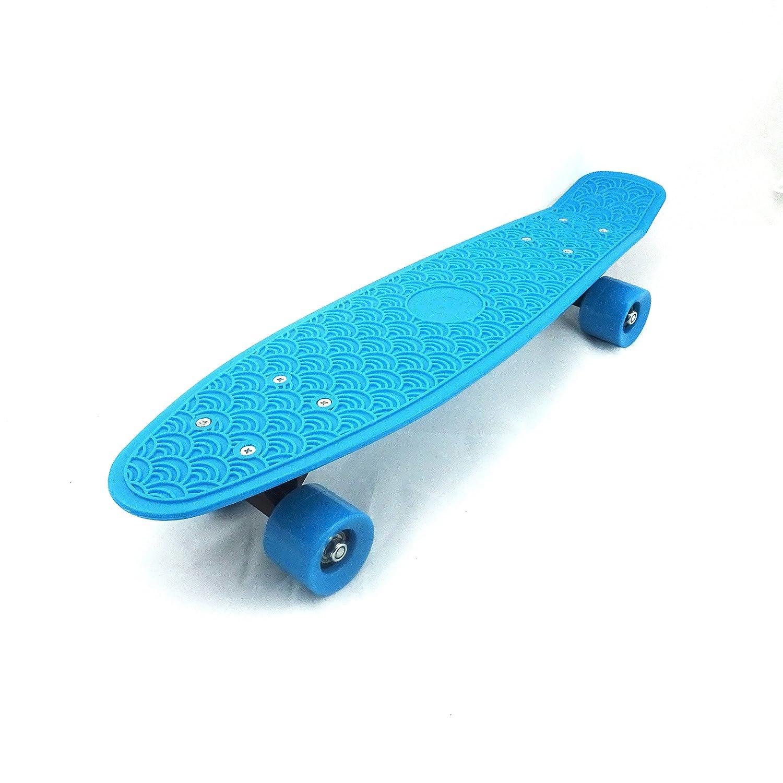 Skateboard Mini 22 in. Blue, Fully Assembled