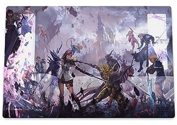 Playmat Premium Final Fantasy Dissidia Battle Art tapis de ...