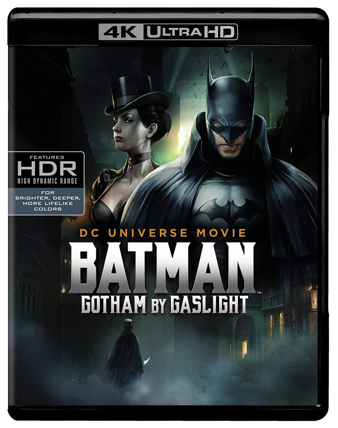 Dcu: Batman - Gotham by Gaslight [USA] [Blu-ray]: Amazon.es ...