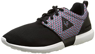 Dynacomf Geo Jacquard, Unisex Adults Low-Top Sneakers Le Coq Sportif