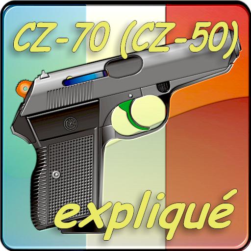 Le pistolet CZ-70 (CZ-50) expliqué: Amazon.es: Appstore