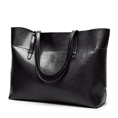 9e6e427af086 Women Messenger Bags Large Size Female Casual Tote Bag Solid Leather  Handbag Shoulder Bag Famous Brand