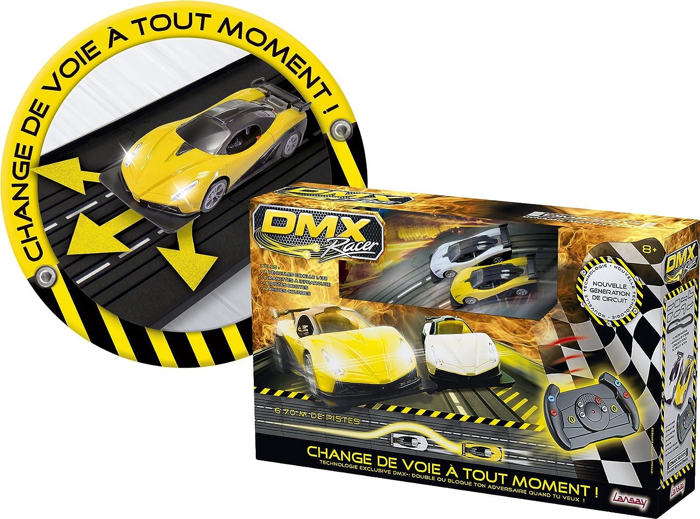 Souvent Lansay - 12700 - Circuit de Voiture - DMX Racer: Amazon.fr: Jeux  HH97