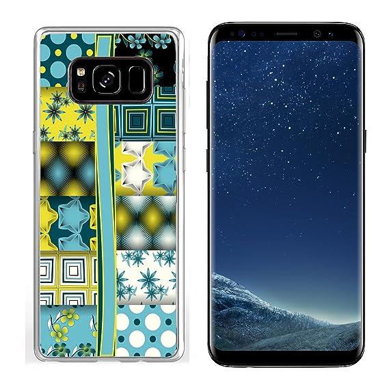 Amazon Luxlady Samsung Galaxy S8 Clear Case Soft Tpu Rubber