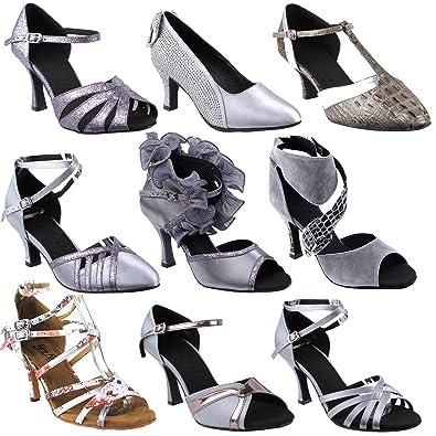 Danse50 Habillées Gold Pigeon Shoes NuancesPour Chaussures De htQdBrsCx