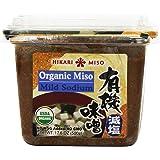 Hikari Organic Miso Paste Mild Sodium, 17.6 oz