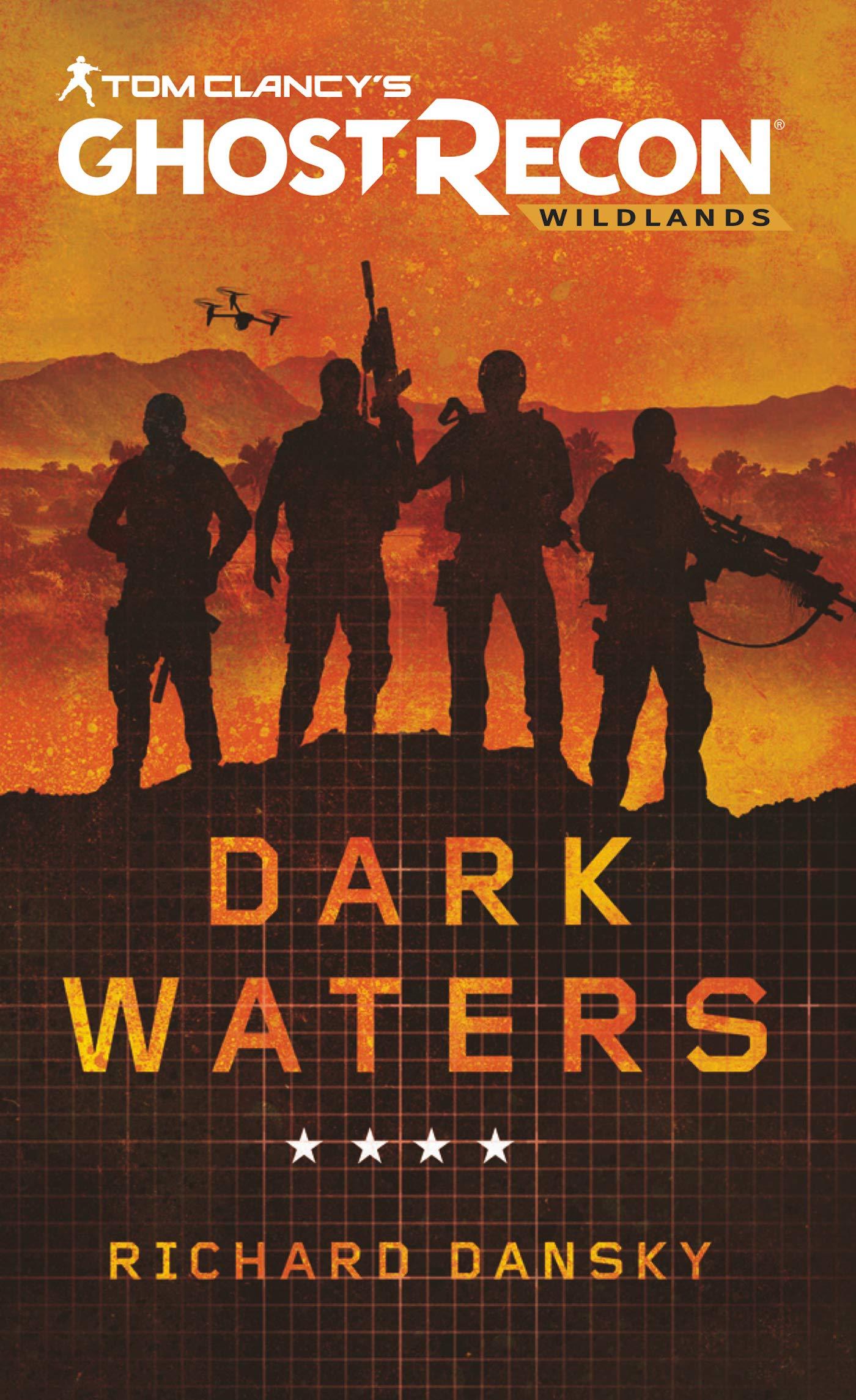 Tom Clancys Ghost Recon Wildlands. Dark Waters: Amazon.es: Danksy ...