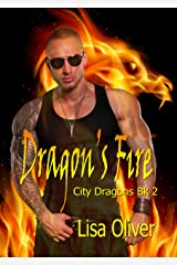 Dragon's Fire (City Dragons Book 2) Kindle Edition