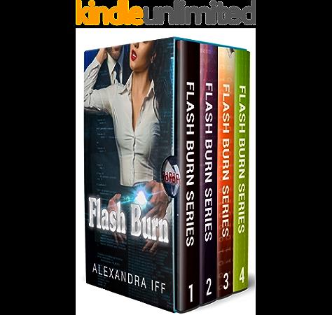 Flash Burn Series Books 1 4 Kindle Edition By Iff Alexandra Romance Kindle Ebooks Amazon Com