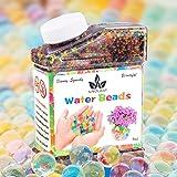 AINOLWAY Perles d'eau,260g (Plus de 40 000 pcs) boules de cristal en pleine Croissance comme par Magie pour les enfants Jeux jouer Sensorielle