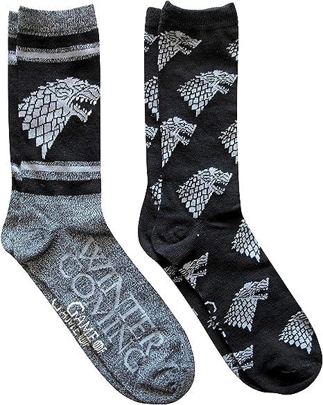 Game of Thrones Stark Socks House Targaryen Stark Lannister