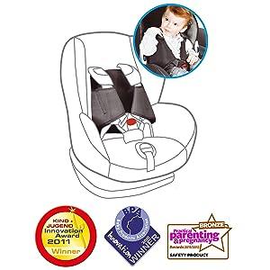 5 Point Plus Car Seat Anti Escape System (15-30months)