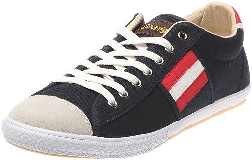 El Ganso College Flag_Marine - Zapatillas de Tela para Hombre, Color Azul, Talla 41: Amazon.es: Zapatos y complementos
