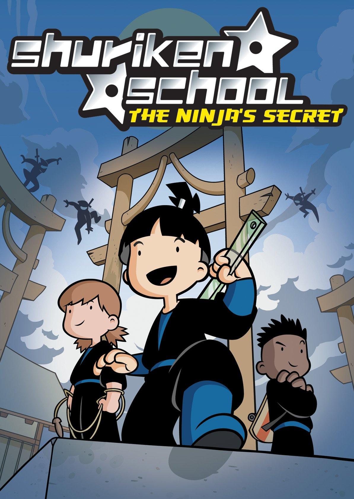 DVD : Shuriken School: The Ninja's Secret (DVD)