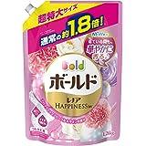 【大容量】 ボールド 洗濯洗剤 液体 アロマティックフローラル&サボンの香り 詰め替え 超特大 1.26kg