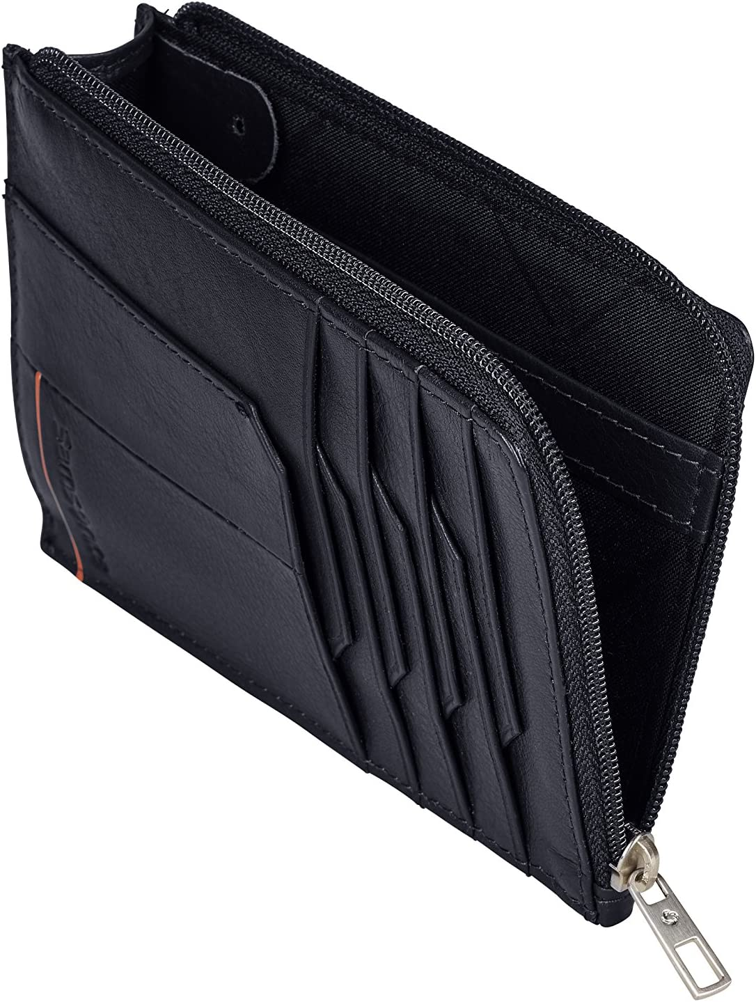 All-in-One Wallet with Zip Around Porte-Carte de cr/édit 13 cm Bleu Night Blue//Chili 0 liters Outline 2 SLG