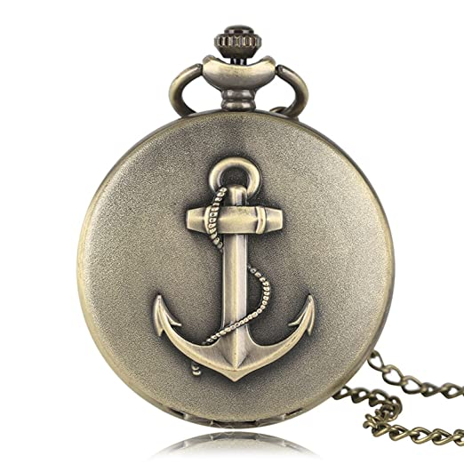 Anchor Symbol Of Stability Strength Hope Brushed Bronze Effect