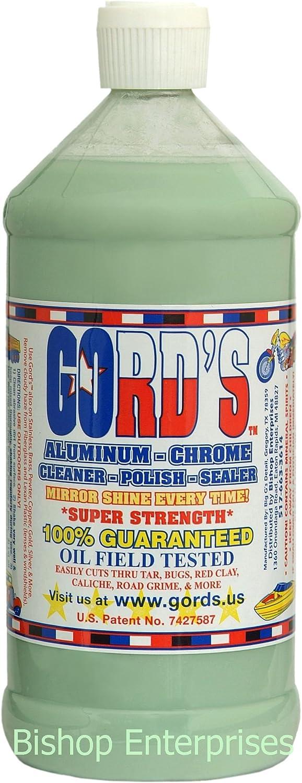 Gords aluminum polish