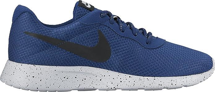 lowest price 2c478 c150f Nike 844887-400, Chaussures de Fitness Homme, Multicolore-Bleu/Noir/Platine  (Coastal Blue/Black-Pure Platinum), 39 EU: Amazon.fr: Chaussures et Sacs