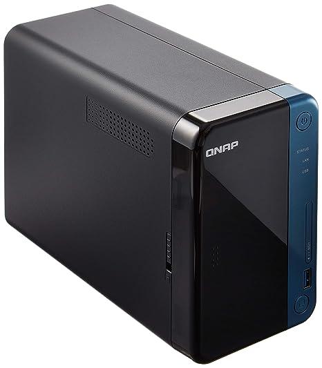 QNAP TS-253Be-4G-US (4GB RAM Version) 2-Bay Professional NAS  Intel Celeron  Apollo Lake J3455 Quad-core CPU with Hardware Encryption