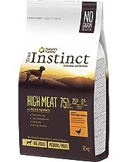True Instinct High Meat Medium/Maxi Nourriture pour Chien Poulet Désossé 12 kg