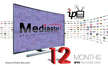 mediastar 12 months subscription apps for Device Android