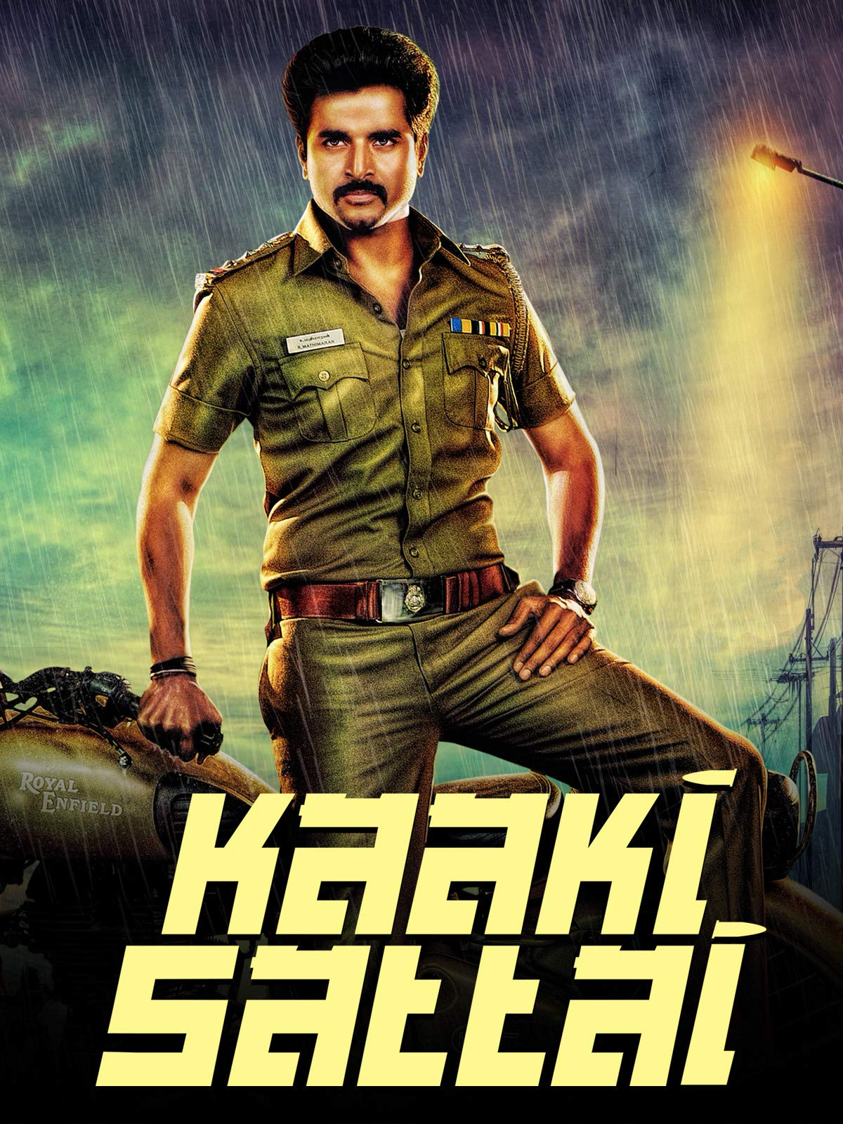 Kaaki Sattai on Amazon Prime Video UK