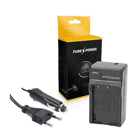 Pure⚡Power 2-in-1 Cargador de batería de cámara fotográfica ...