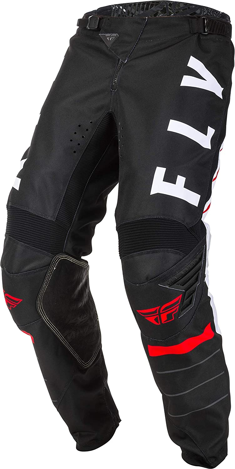 Fly Racing 2020 Kinetic K120 Black//White//Red Adult MX Gear Combination