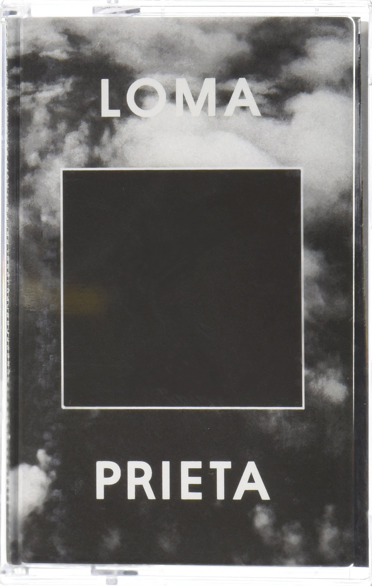 Cassette : Loma Prieta - Self Portrait (Cassette)