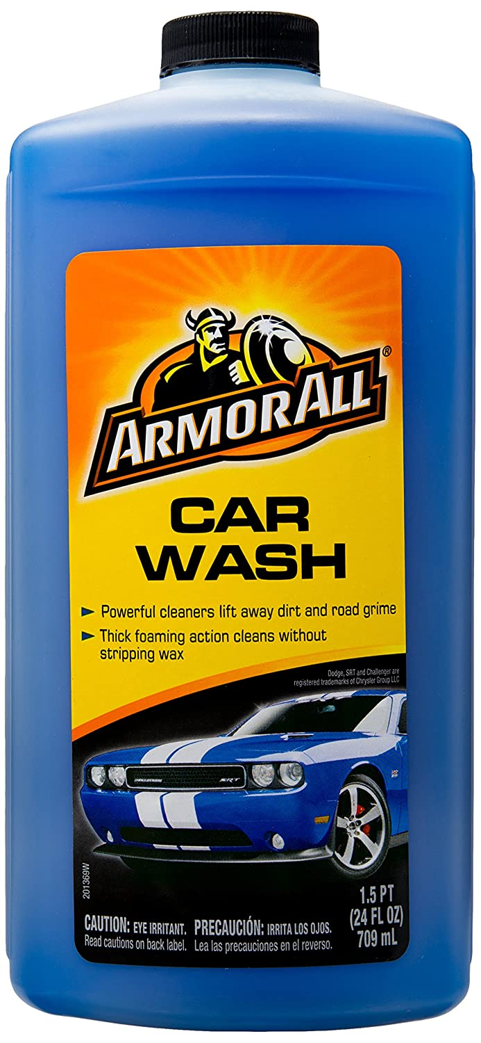 Armor All Car Wash Concentrate (24 fluid ounces), 17738