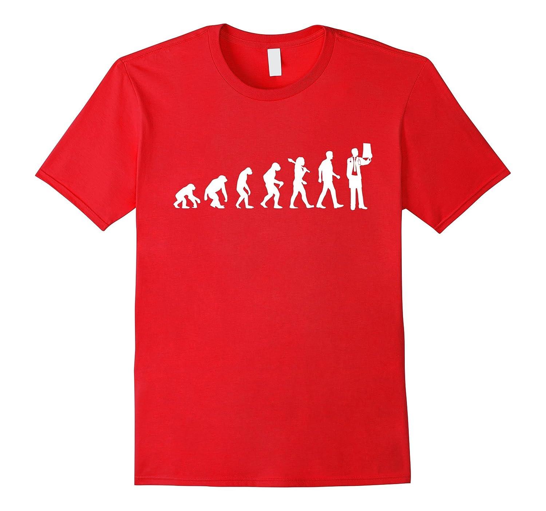 MEDICINE EVOLUTION  T-Shirt For Men and For Women-TJ