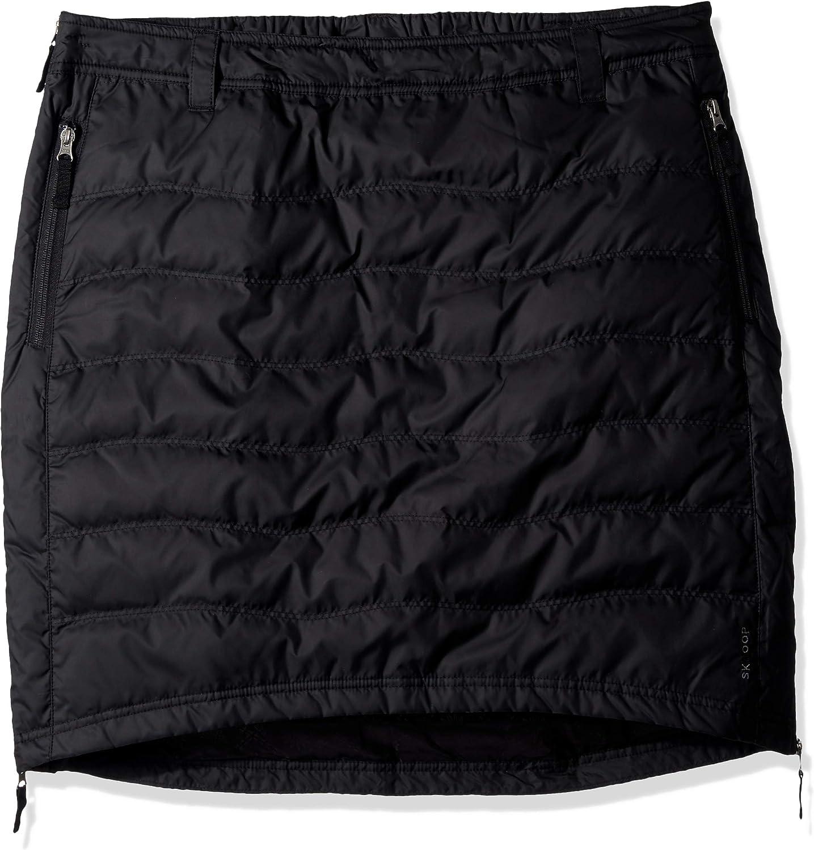 Skhoop Women's Short Down Skirt: Clothing