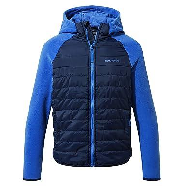 4ba59d8792557 Craghoppers Children's Avery Hybrid Jacket: Amazon.co.uk: Clothing