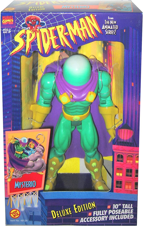 SPIDER-MAN MYSTERIO DELUXE 10 FIGURE by Spider-Man by Spider-Man