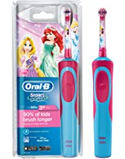 Oral-B Power Stages Power Kids Electric Toothbrush Featuring Disney Princesses