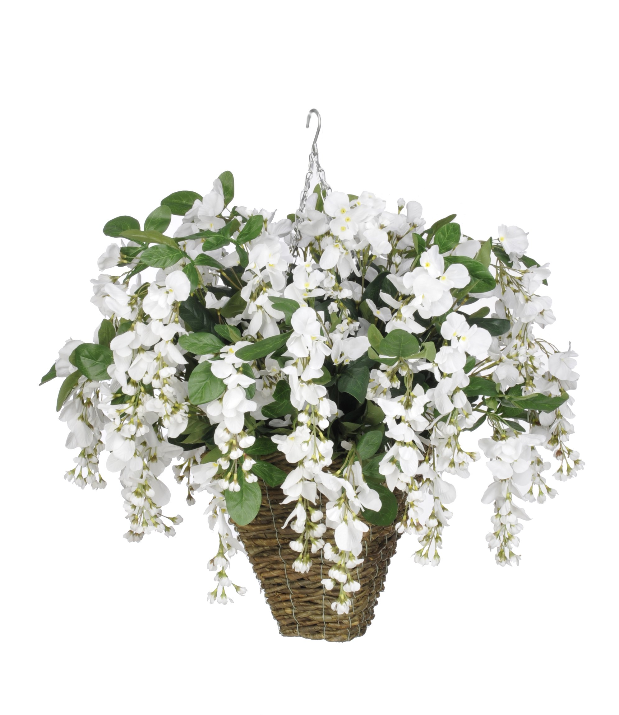 Artificial Flower Arrangement For Large Basket Amazon