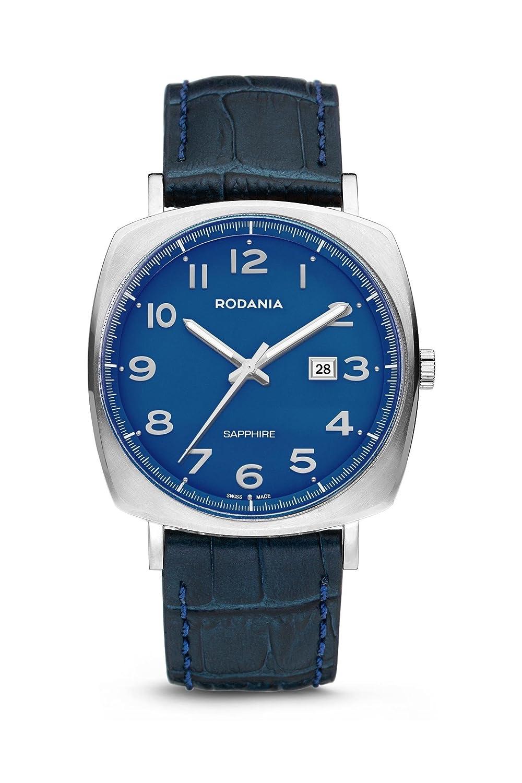 RODANIA - Montreal Herrenuhr - blau