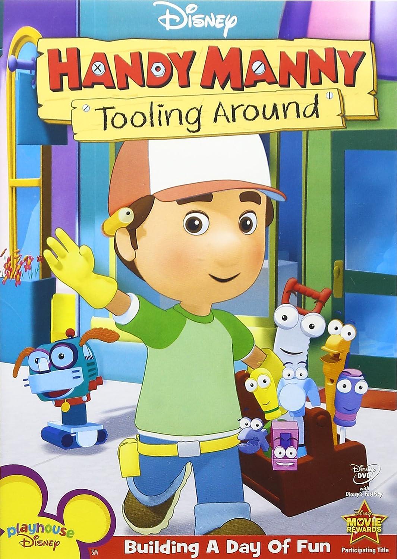 Amazon com: Handy Manny - Tooling Around: Wilmer Valderrama