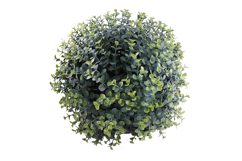 Gardman Künstliche Pflanzenkugel im Buchsbaumstil, Durchmesser, 30cm 30cm 02811