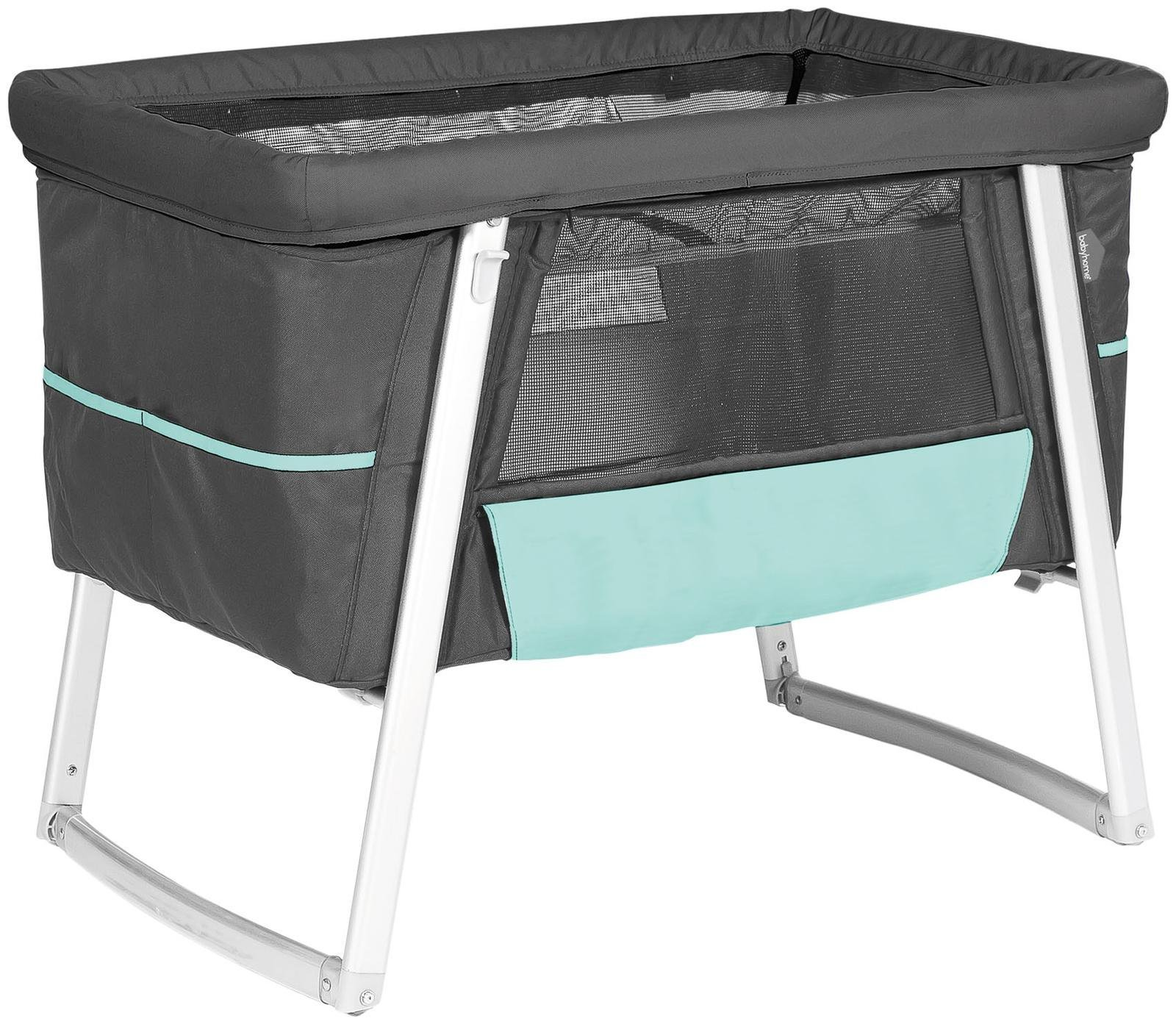 BabyHome Air Bassinet - Graphite by Babyhome