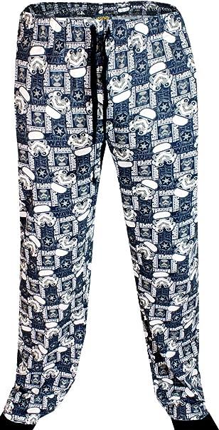 Para hombre Star Wars Storm Trooper Character Lounge pantalones de pijama PJ pantalones Bottoms Pijama TV