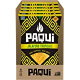 Paqui Jalapeño Tropicale Spicy Tortilla Chips, 5ct, 7 oz Grocery Size Bags