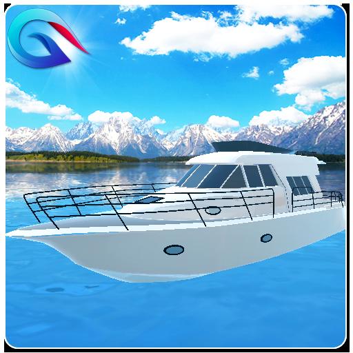 City Passenger Cruise Ship - Passenger Boat