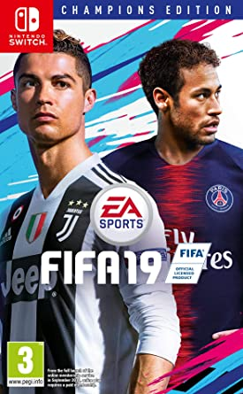 Fifa 19 Champion Edition Nintendo Switch Amazon Co Uk Pc Video